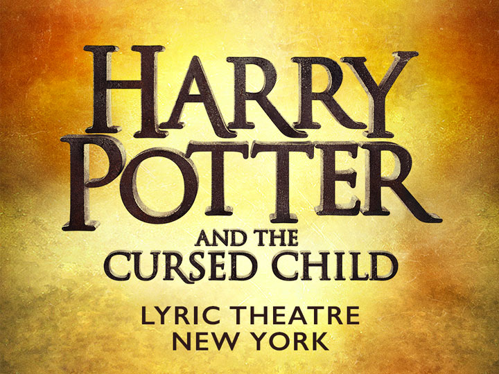 ハリーポッターと呪いの子 Harry Potter and the Cursed Child