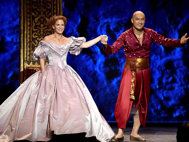 Kelli O'Hara,渡辺謙,The King and I