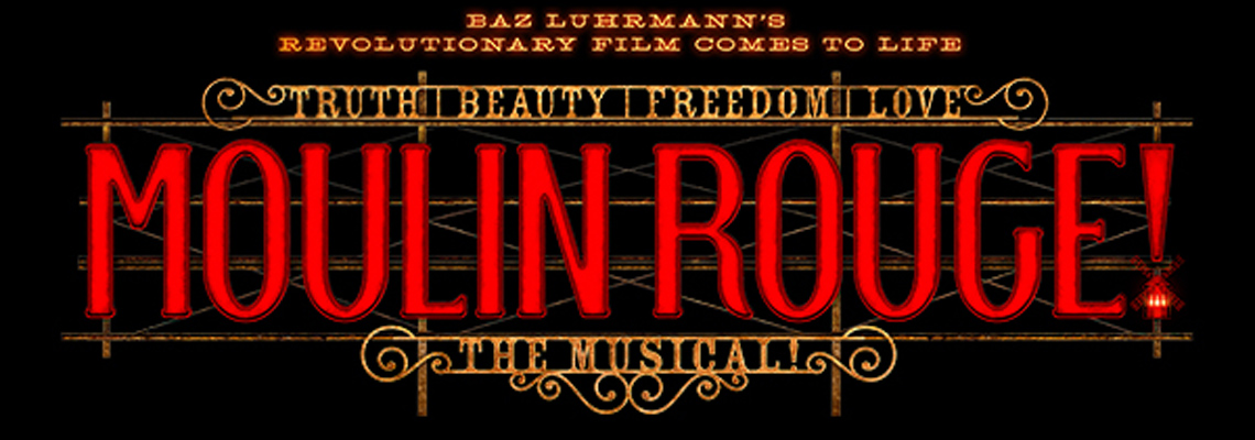 ムーラン・ルージュ(Moulin Rouge! The Musical)