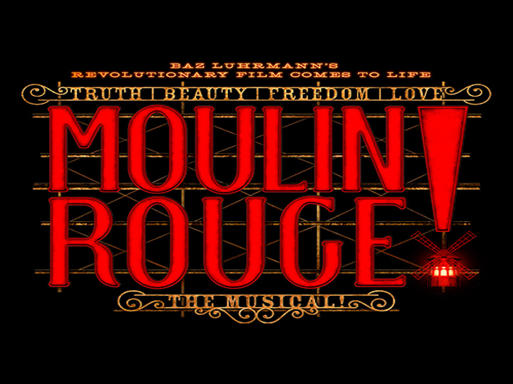 ムーランルージュ(Moulin Rouge! The Musical)